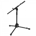 OnStage MS7411B Drum-Amp Tripod with Boom